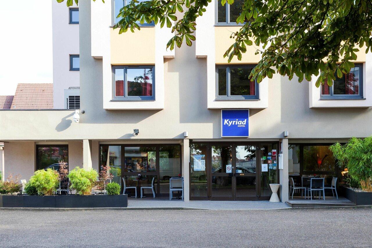 Kyriad Strasbourg Sud-lingolsheim