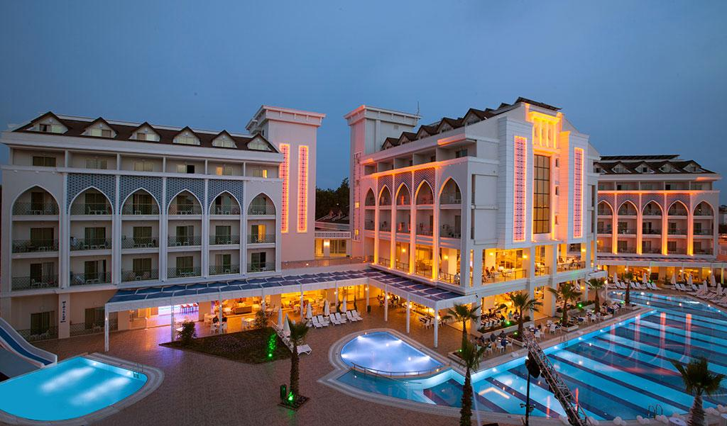 DIAMOND ELITE HOTEL&SPA