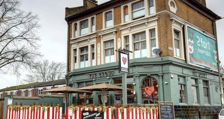 PubLove @ The Crown, Battersea
