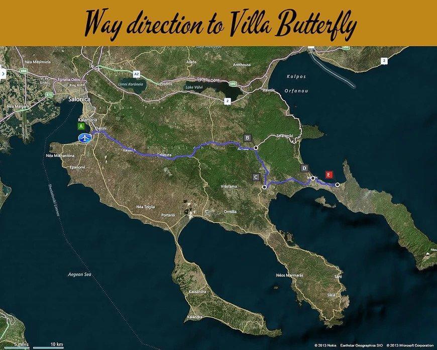 Villa Butterfly