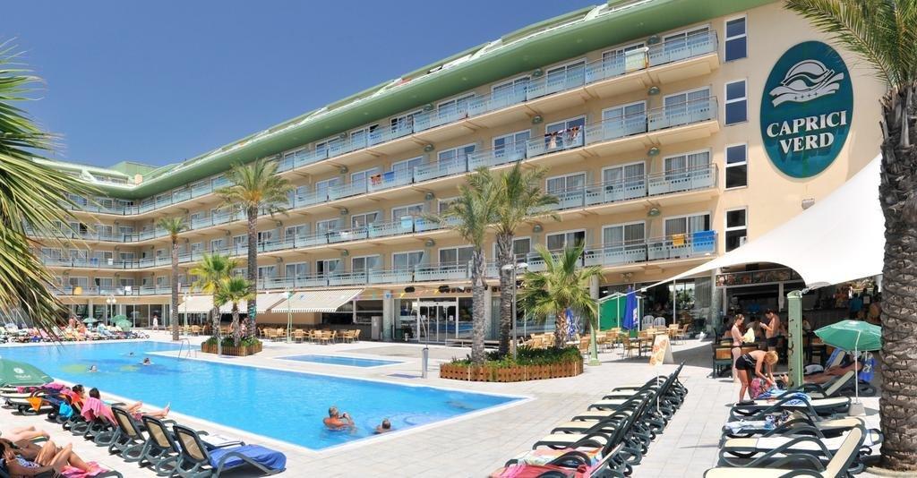 Hotel Alegria Caprici Verd