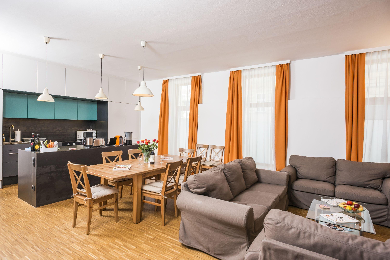 Appartements Ferchergasse