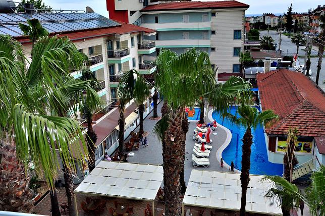 CINAR FAMILY SUIT  HOTEL