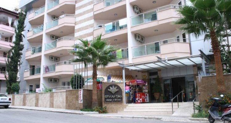 Erkaptan Apart Hotel