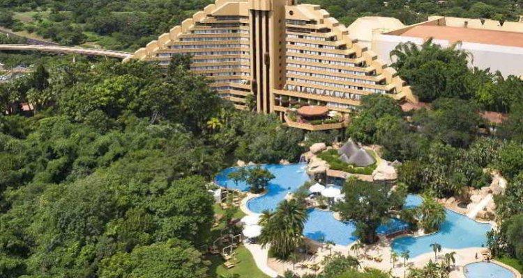 The Cascades Hotel at Sun City Resort