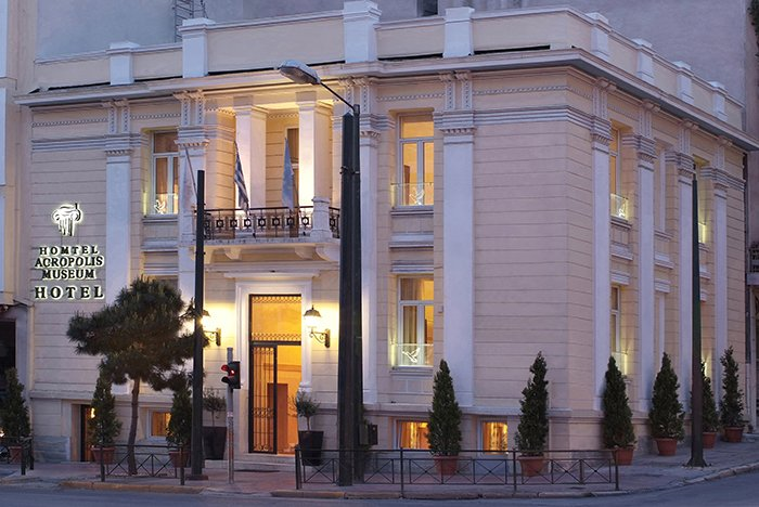 Acropolis Museum Boutique Hotel