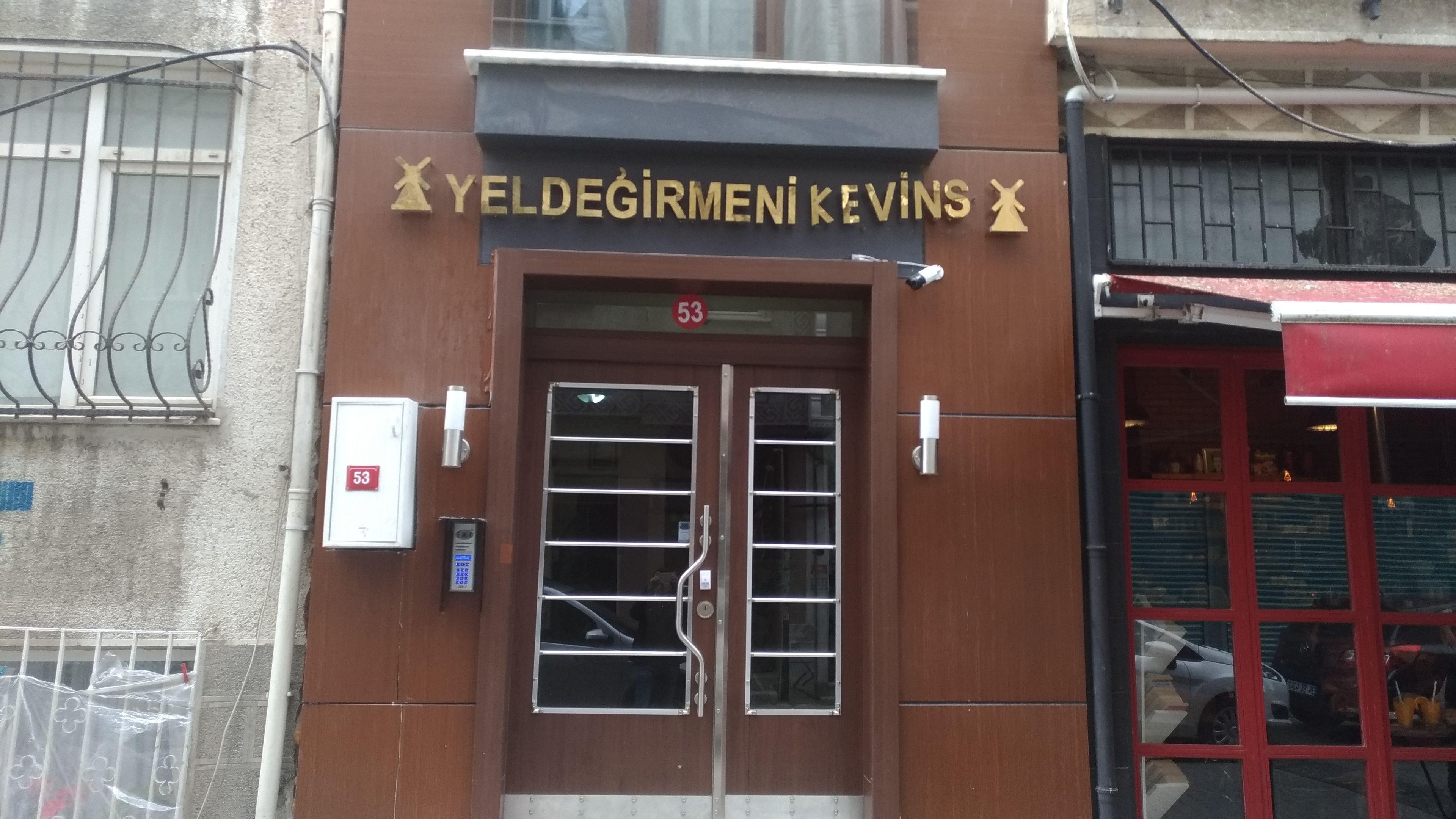 Kevins Hostel Yeldegirmeni