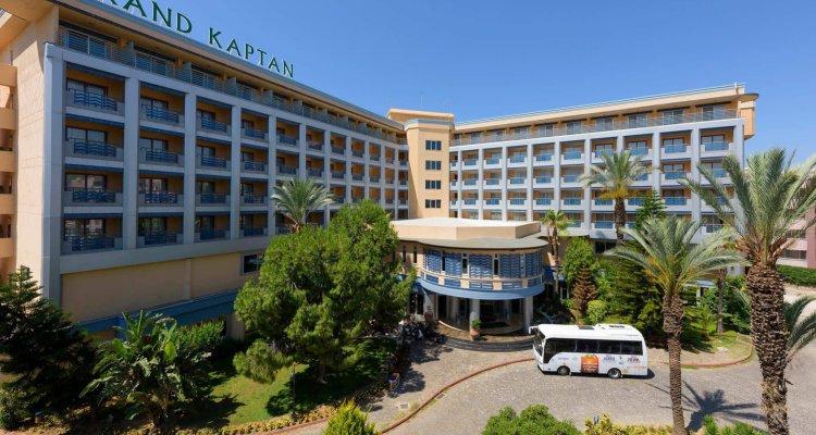 Grand Kaptan Hotel - All Inclusive