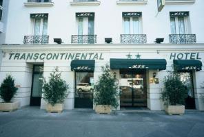 Transcontinental Montparnasse