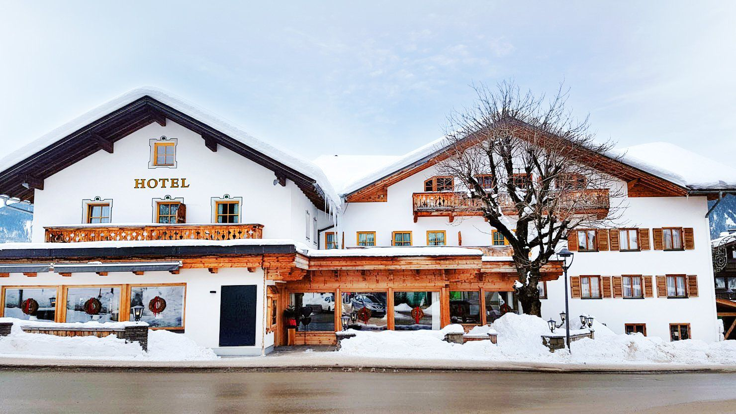 Mountain-Boutique Hotel Der Grüne Baum