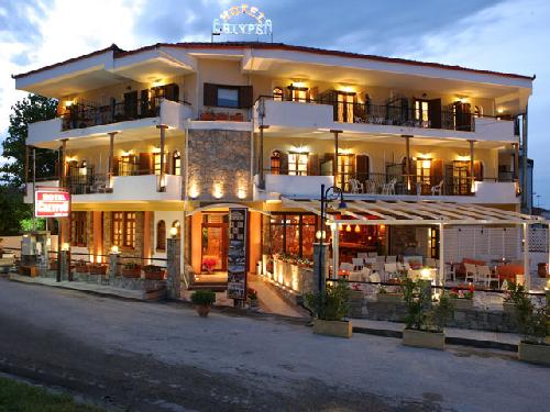 Calypso Hotel, Hanioti