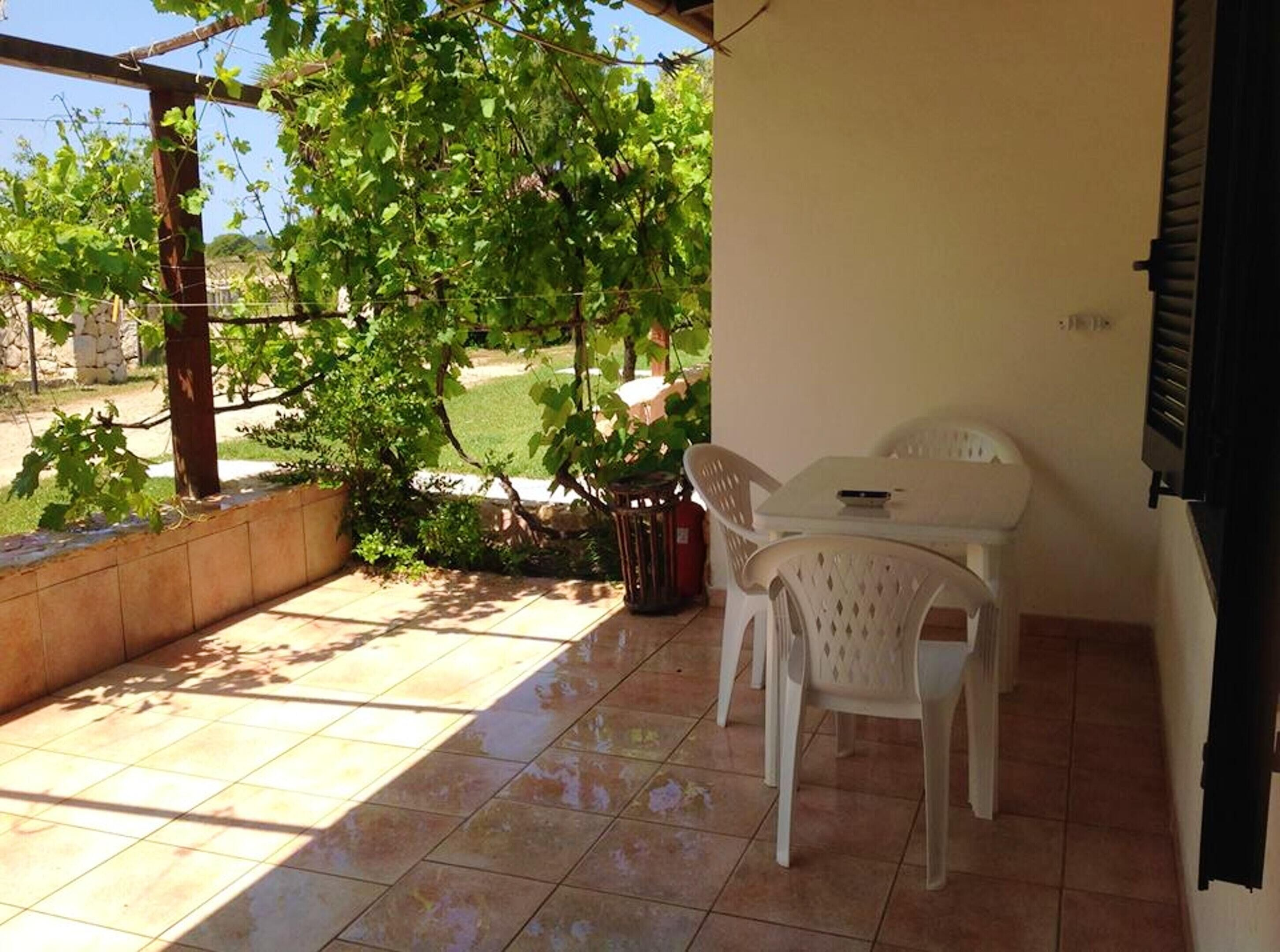 Apartment With One Bedroom In Sassari,  With Furnished Terrace And Wifi - 9 Km From The Beach