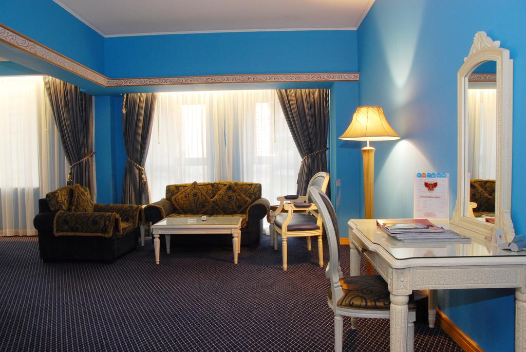 New Moscow Hotel Dubai