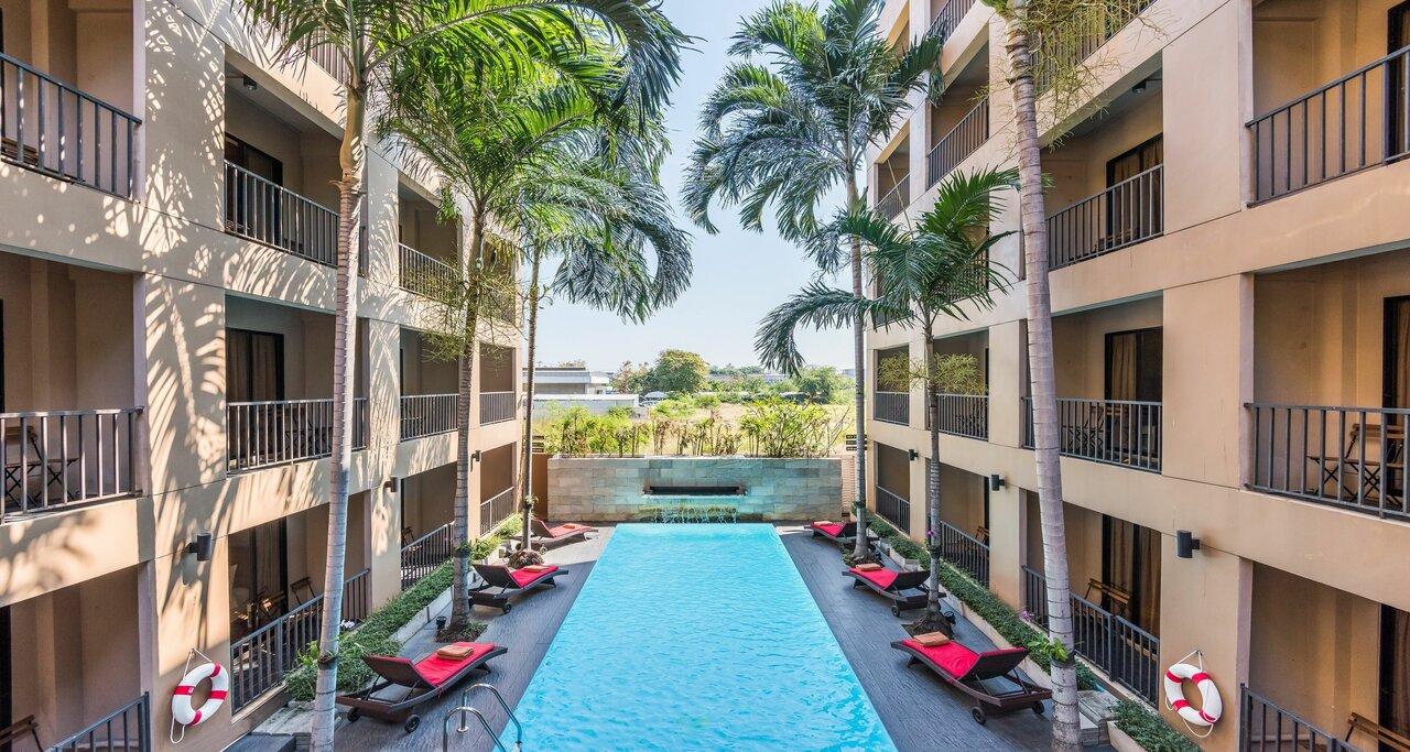 The Cottage Suvarnabhumi Hotel Bangkok