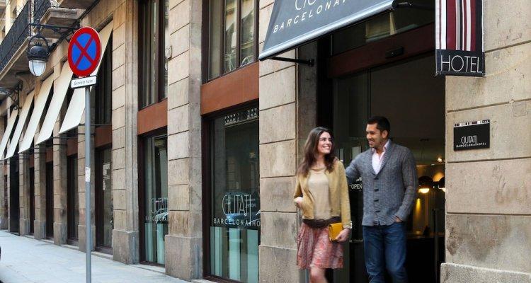 Ciutat de Barcelona Hotel