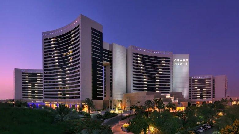 Hotel Grand Hyatt Dubai