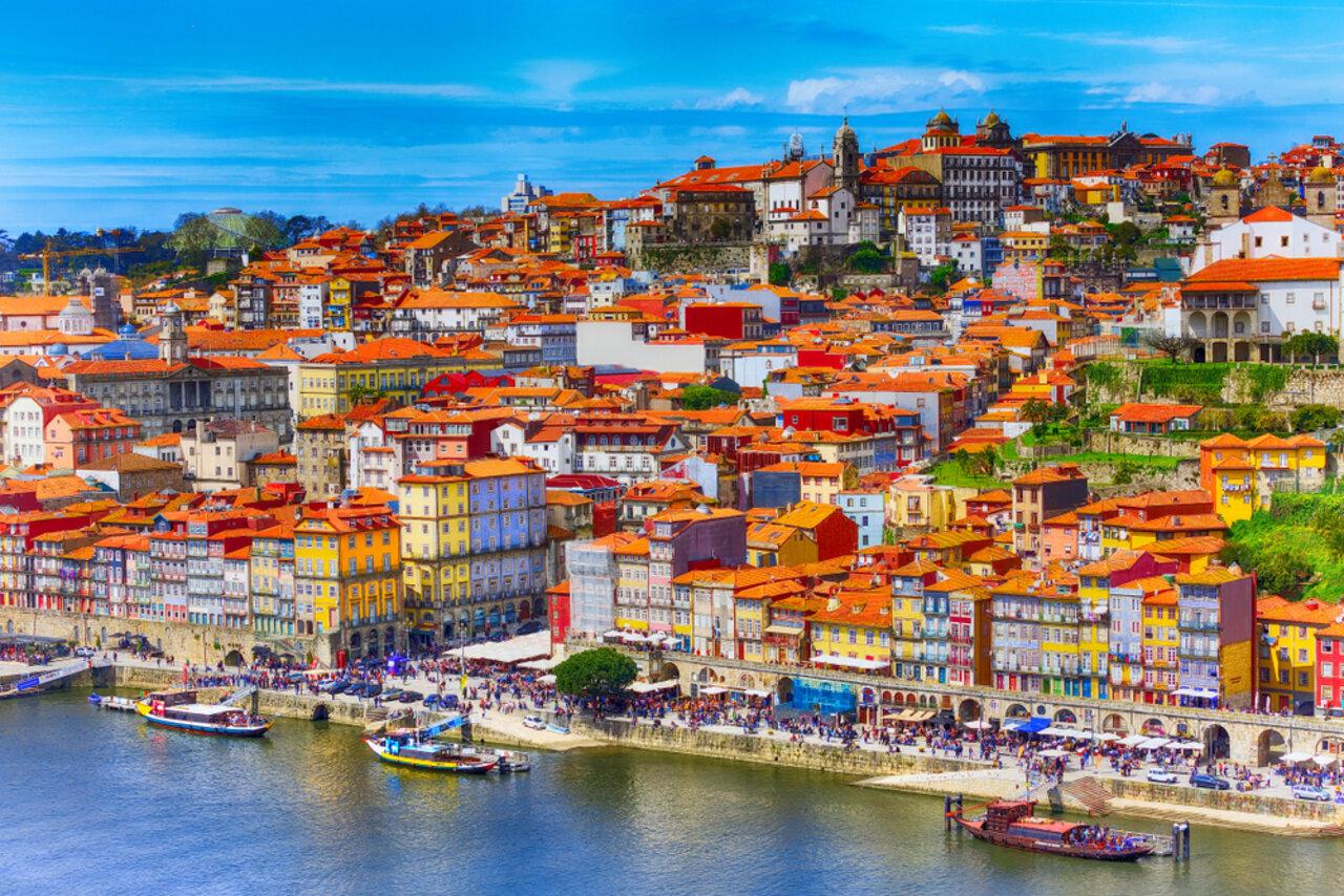 Revelion Portugalia-Porto