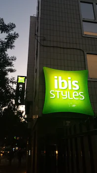 Ibis Styles Paris Tolbiac Bnf