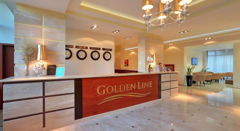 GOLDEN LINE APP