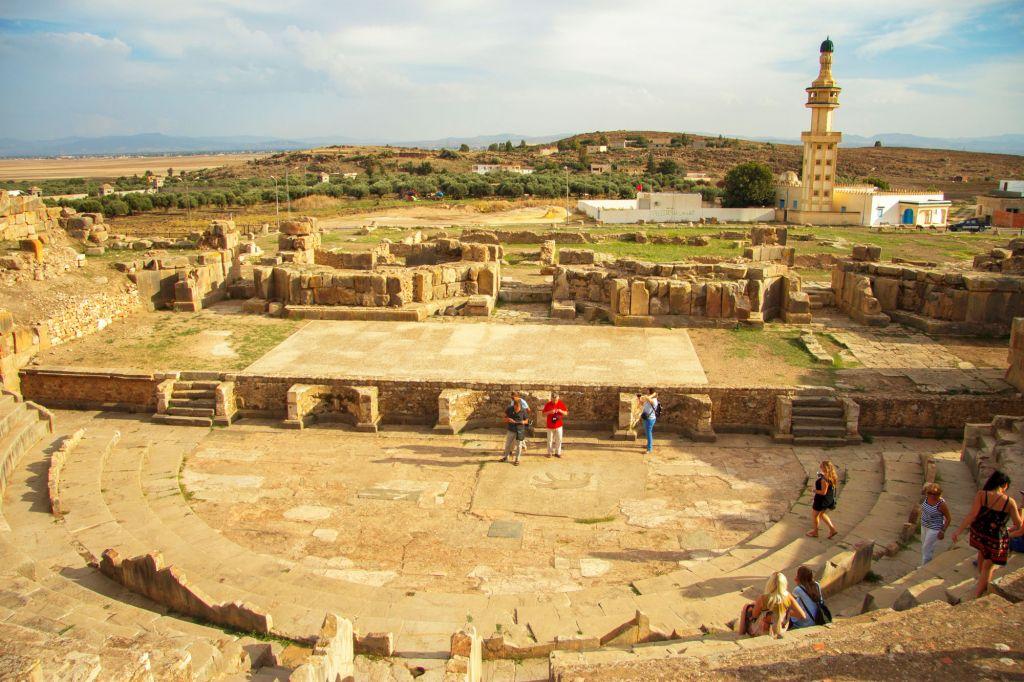 Tunisia Marele Tour de 1 Decembrie