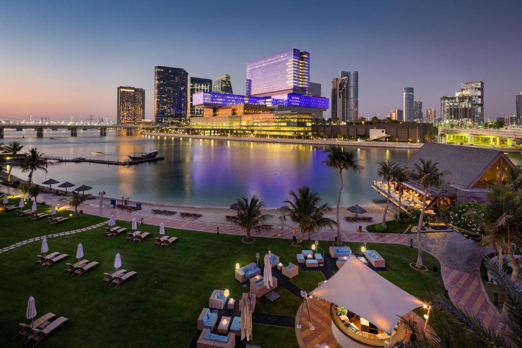 Beach Rotana Abu Dhabi