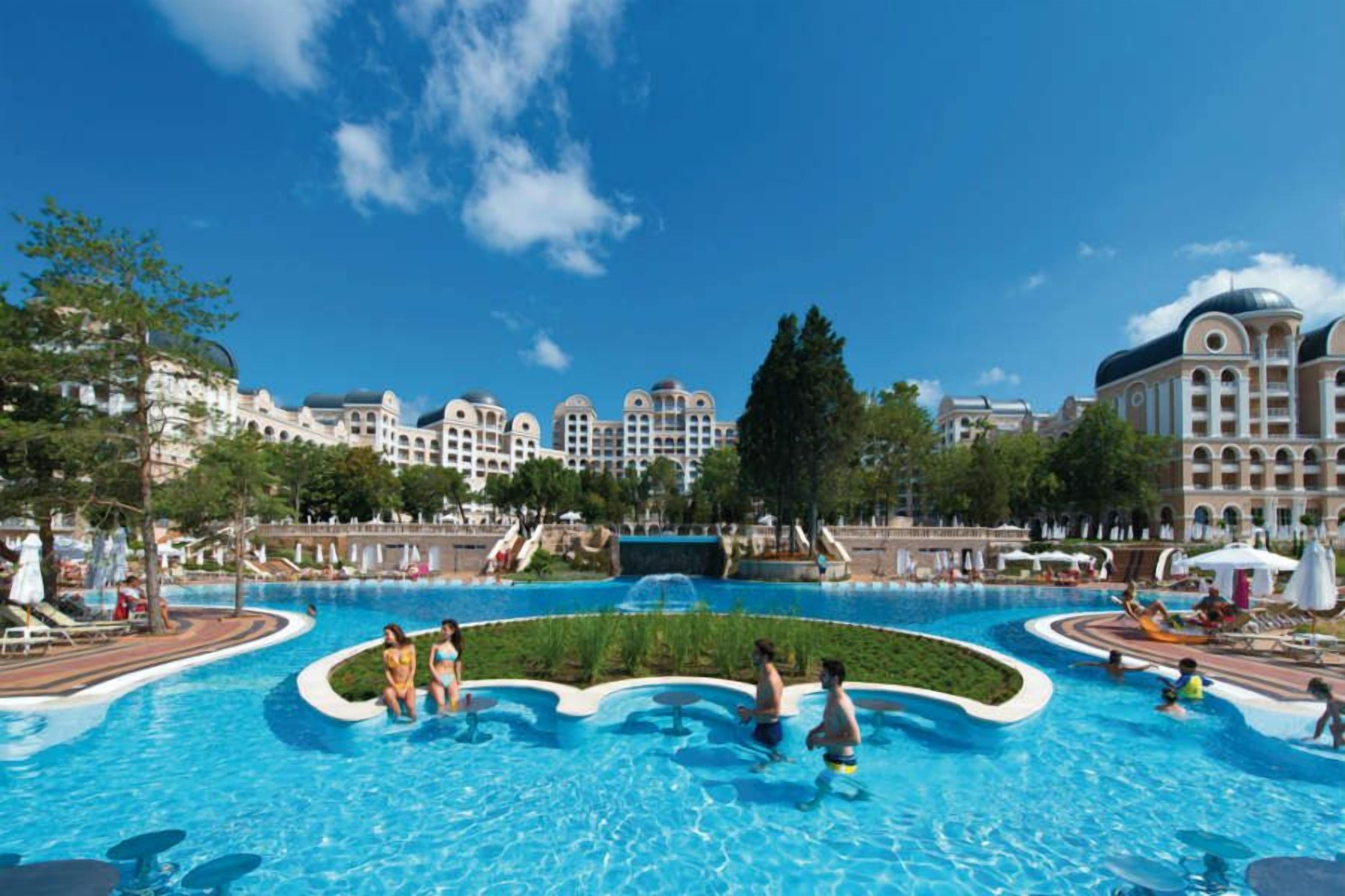 Club Hotel Riu Helios Paradise
