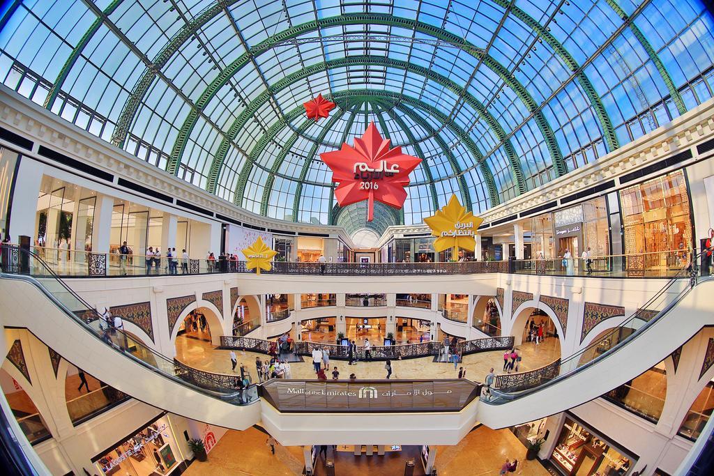 Kempinski Hotel Mall of the Emirates Dubai