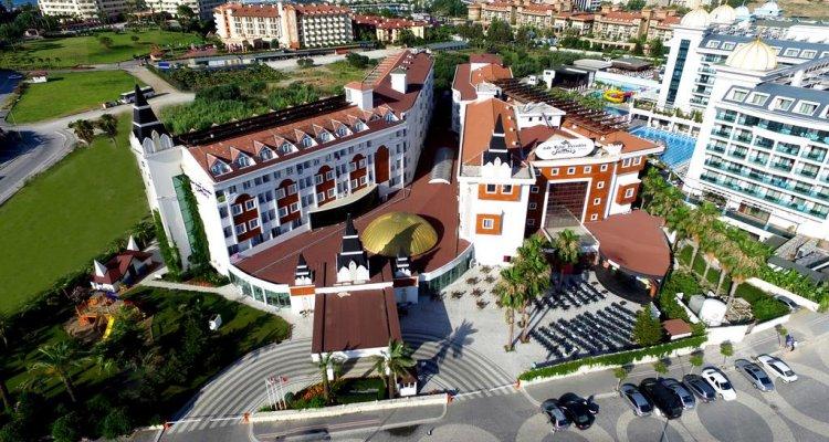 SIDE ROYAL PARADISE HOTEL