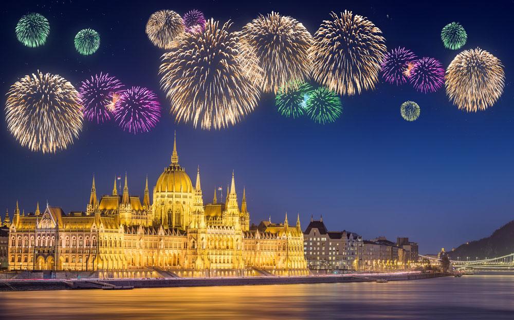 Revelion Budapesta autocar