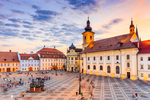 Circuit Romania - Cetatile si bisericile fortificate ale Transilvaniei