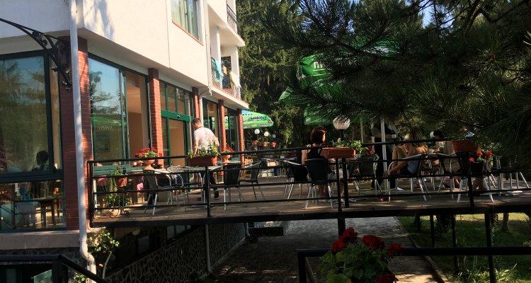 Park Hotel Briz - Free Parking