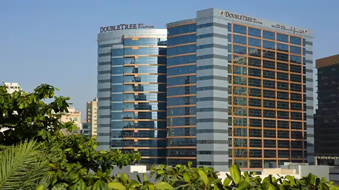 DOUBLE TREE BY HILTON HOTEL RESIDENCES