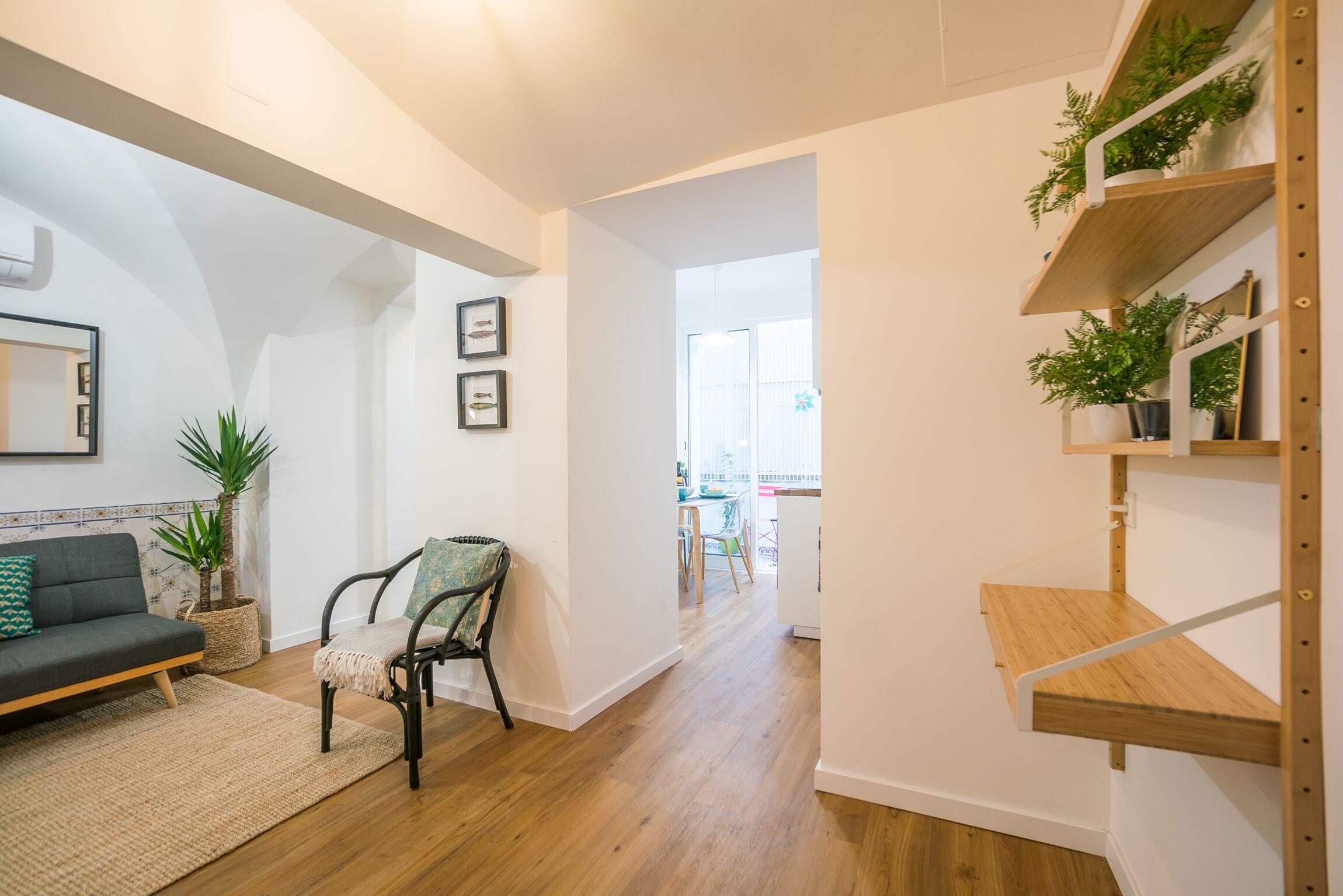 Comfortable Principe Real Apartment