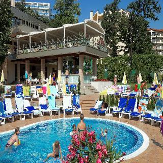 Hotel Kristal Golden Sands