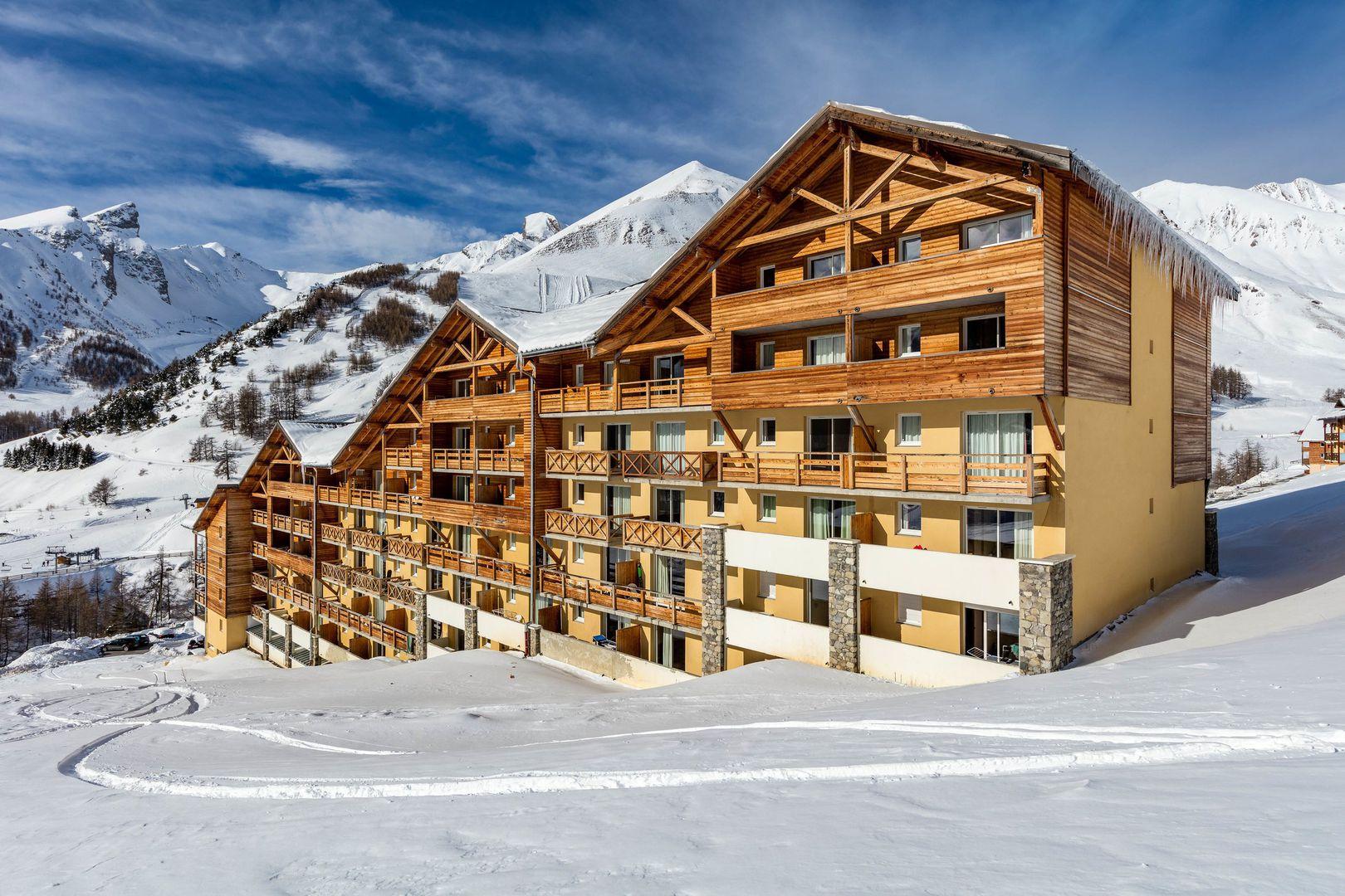 Résidence Les Cimes du Val d'Allos [preţ economic]