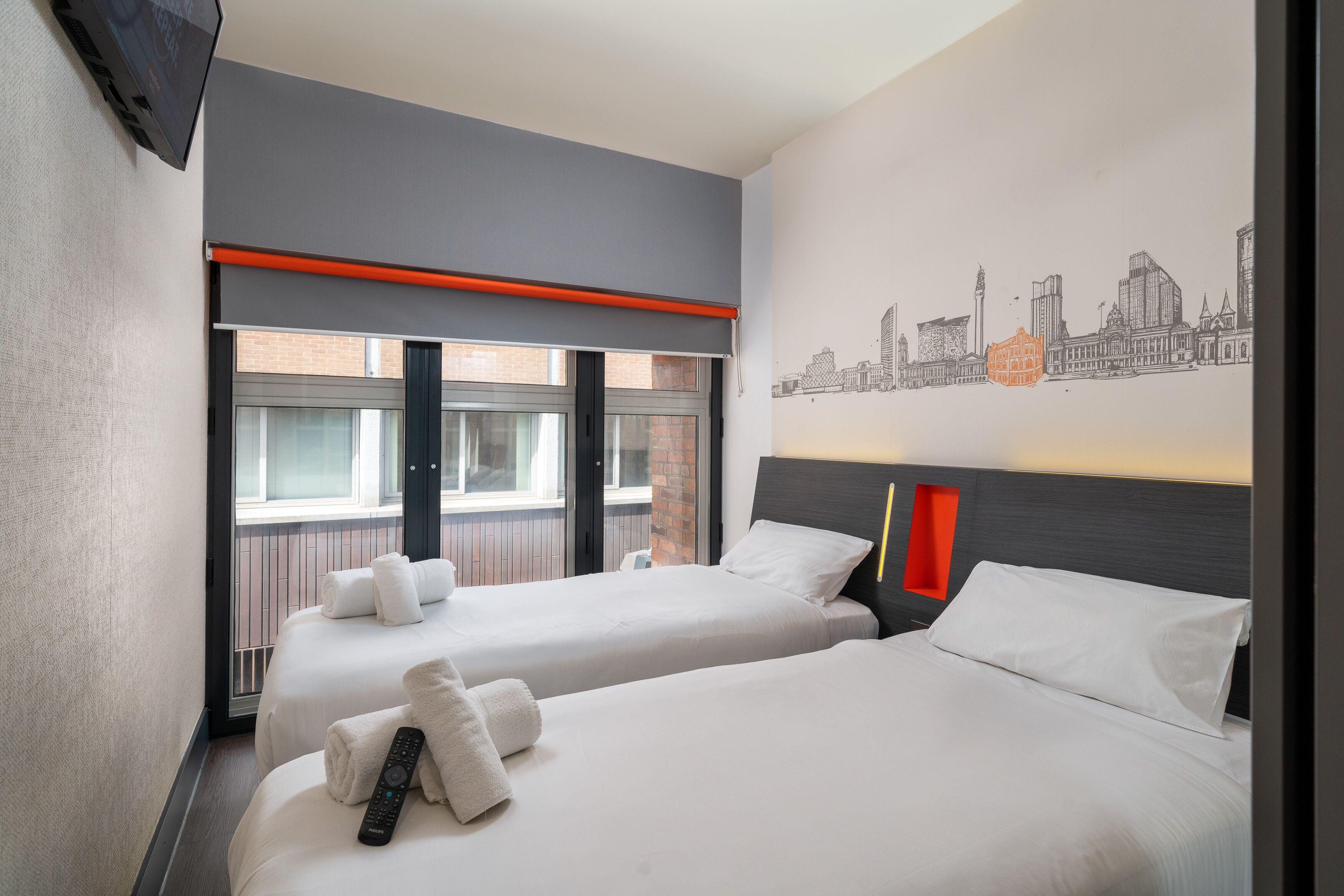 Easyhotel Birmingham