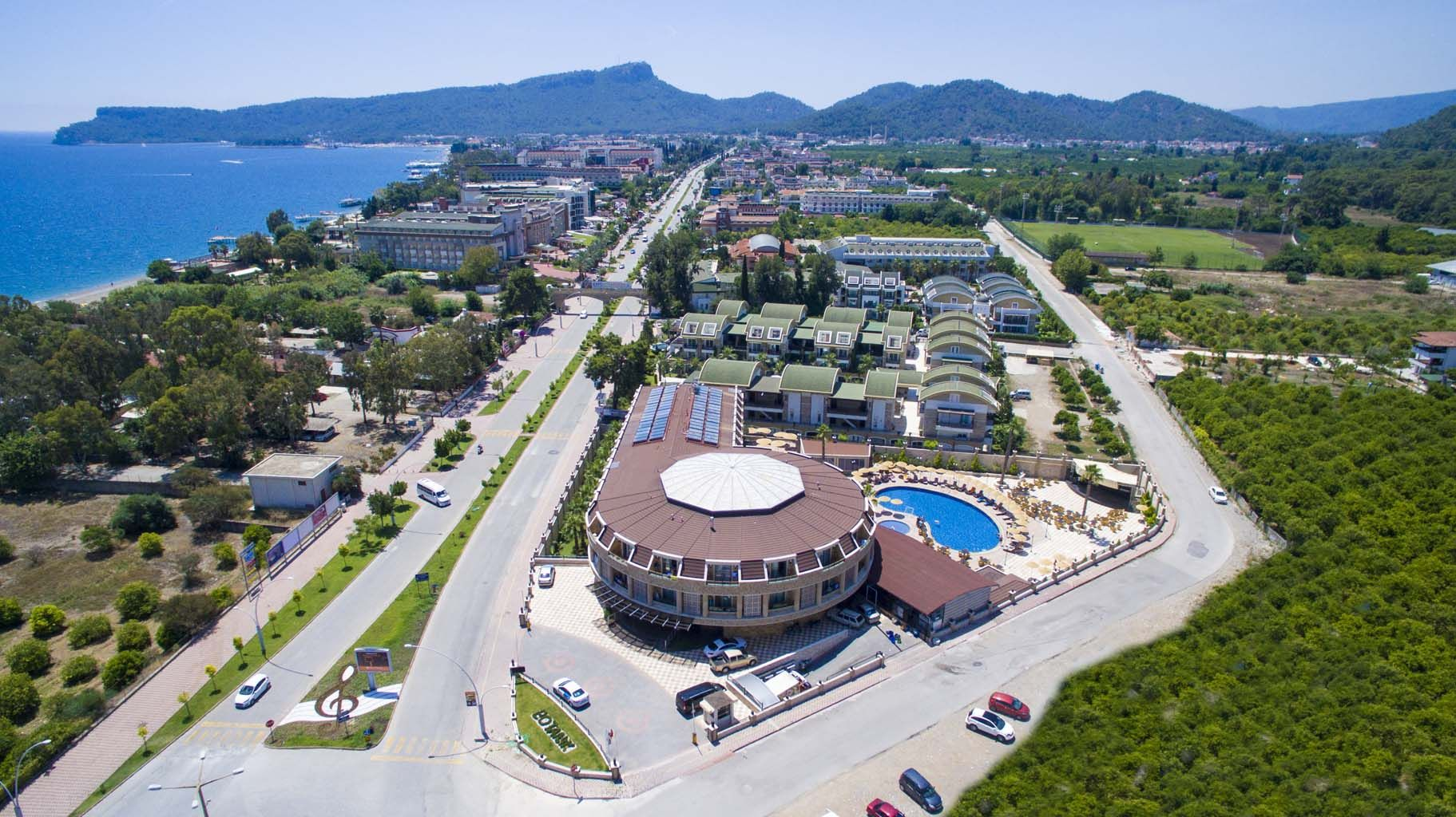 ELAMIR RESORT HOTEL 4 *