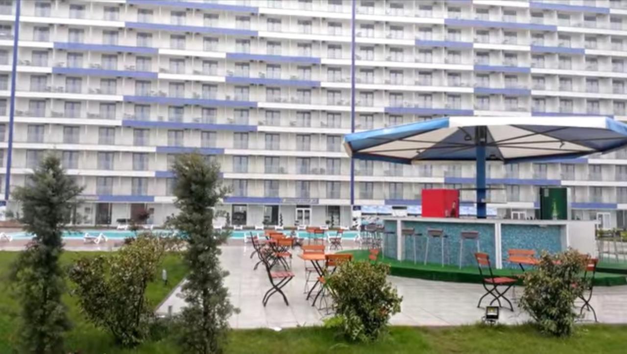 Apartamente Blaxy Resort