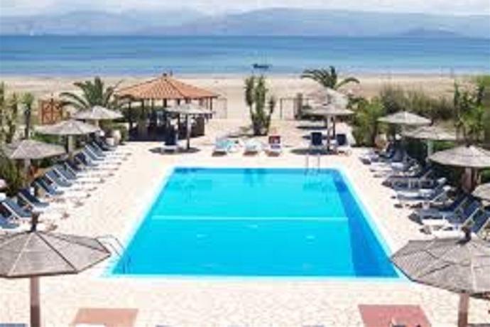 Trabukos Beach Complex