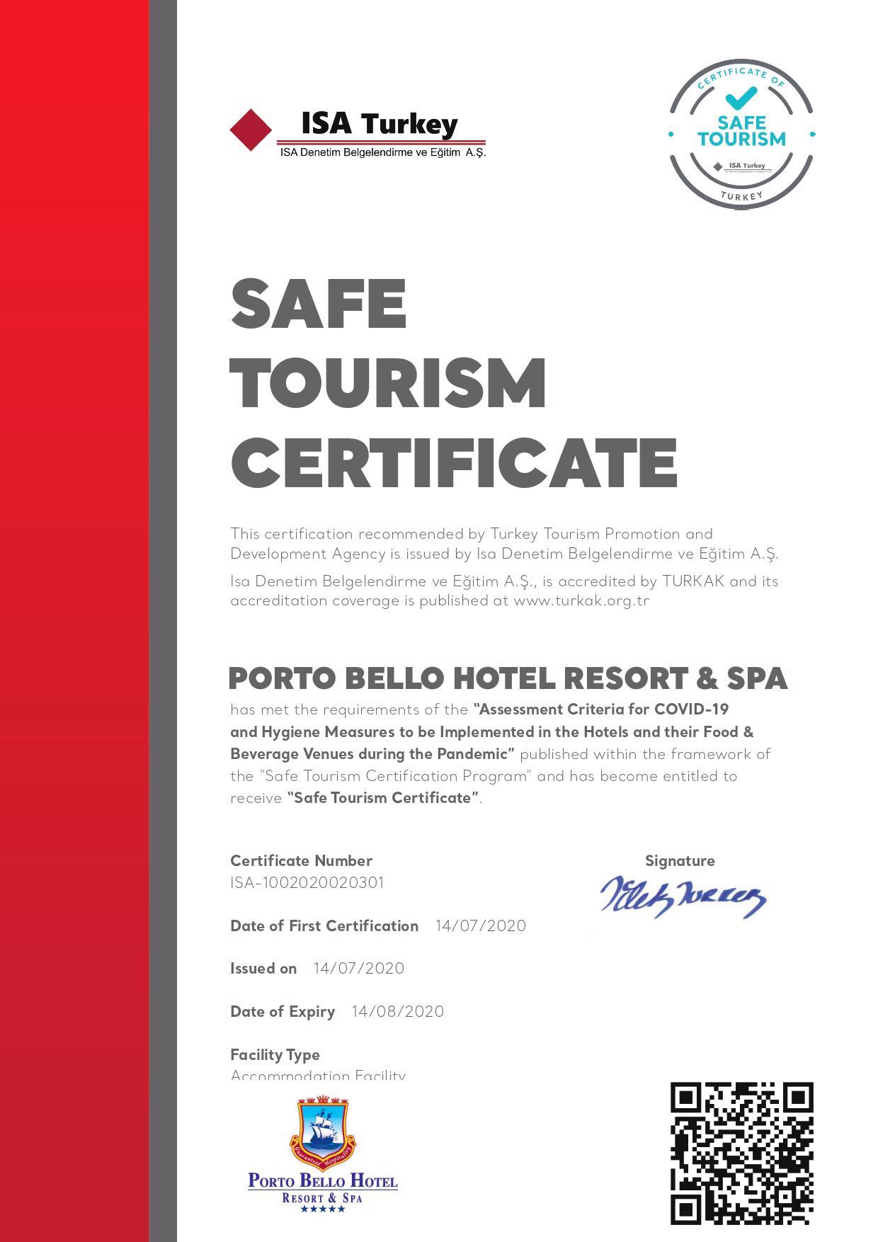 PORTO BELLO RESORT &SPA