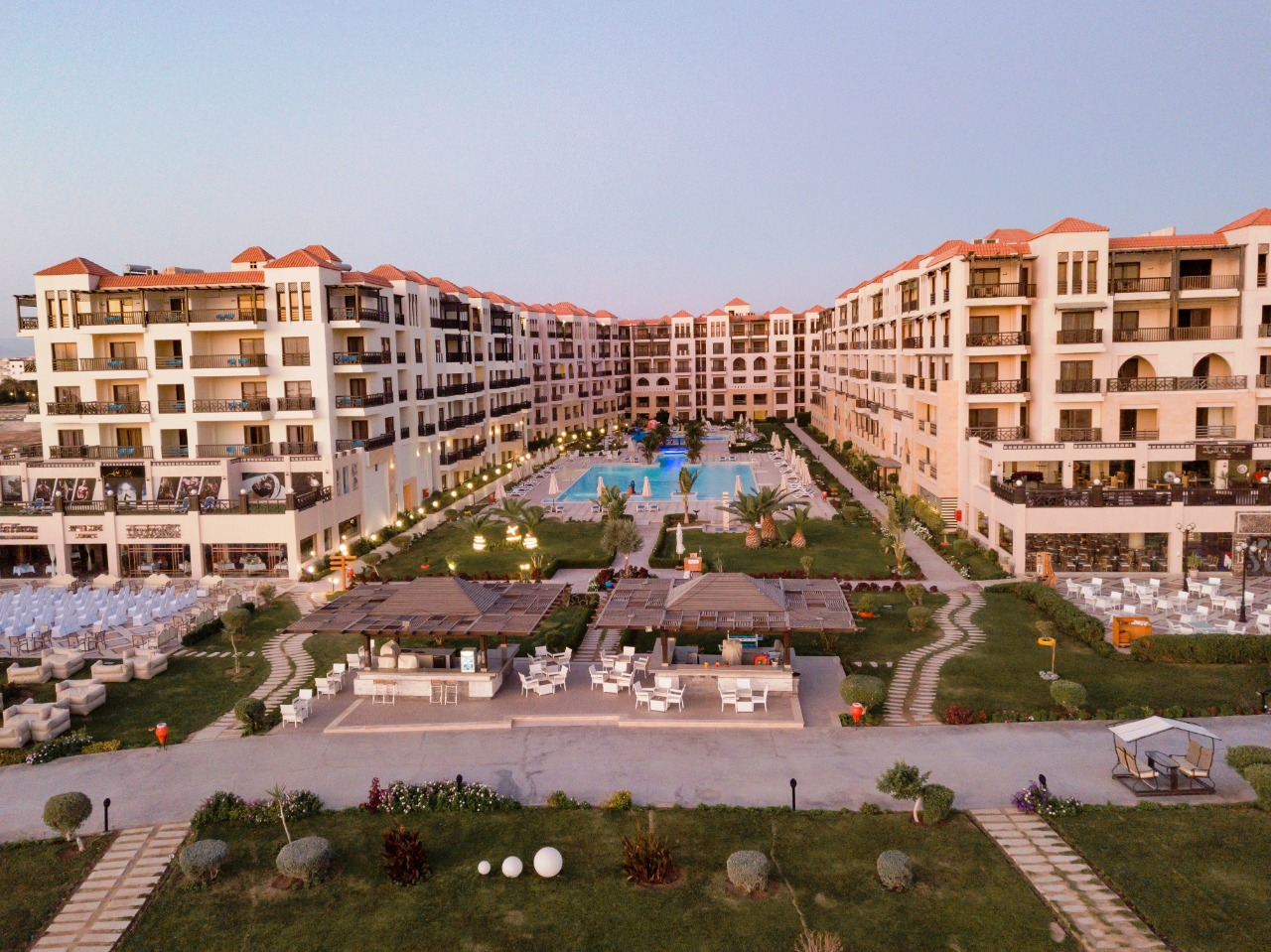 GRAVITY HOTEL & AQUAPARK HURGHADA (EX.SAMRA BAY HOTEL)