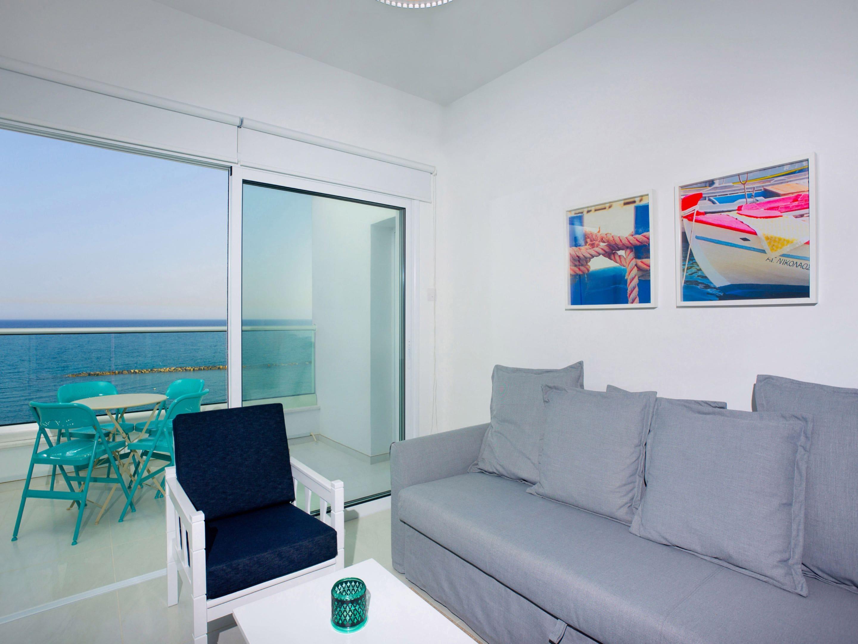 Limassol On The Beach Apartment
