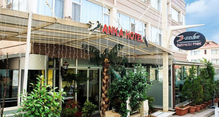 Anka Business Park Hotel
