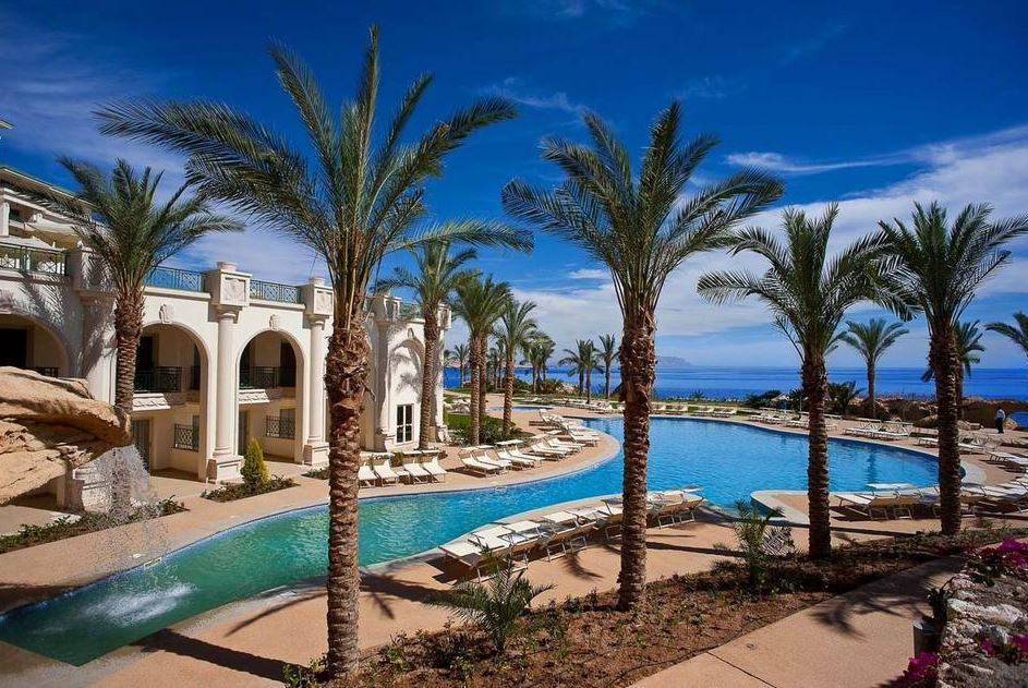 STELLA DI MARE BEACH RESORT SHARM