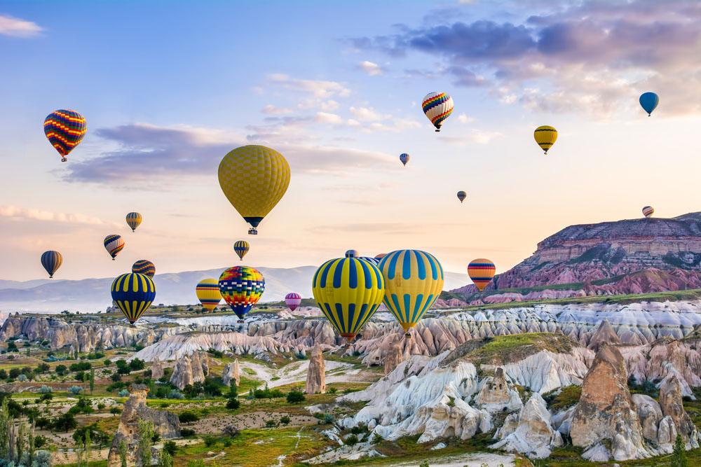 Paste Istanbul-Cappadocia 2021