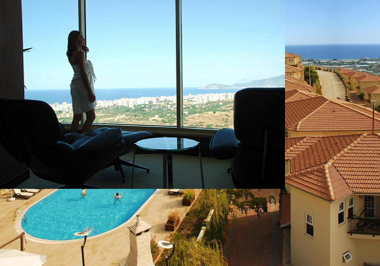 Gold City Premium Private Pool Villa With Free Aqua Park