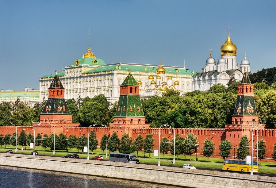RUSIA 2021 - Transsiberianul