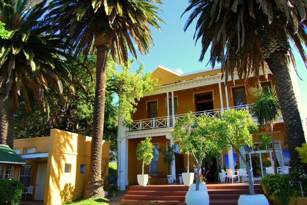 Ashanti Gardens Guesthouse