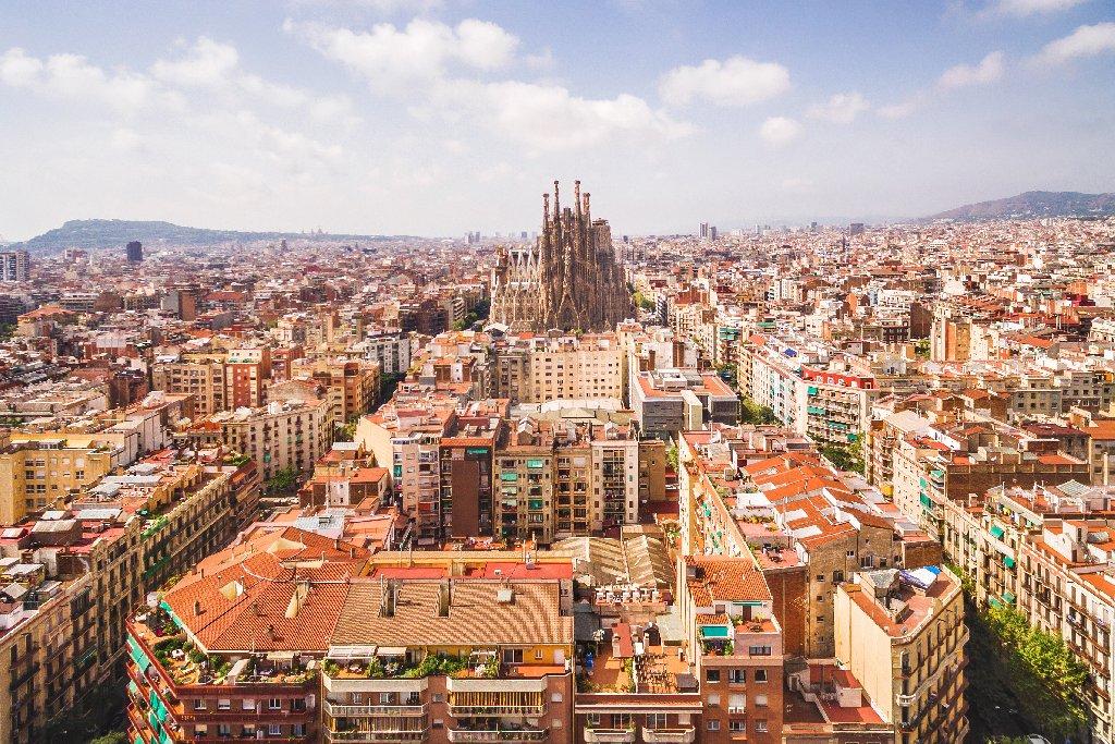BARCELONA 2021 - Paste si 1 Mai