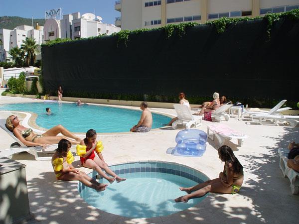 Miray Hotel Icmeler